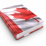 bigstock-Book-Covered-With-Canadian-Fla-20361425